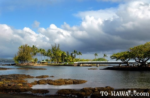 Coconut Island in Hilo