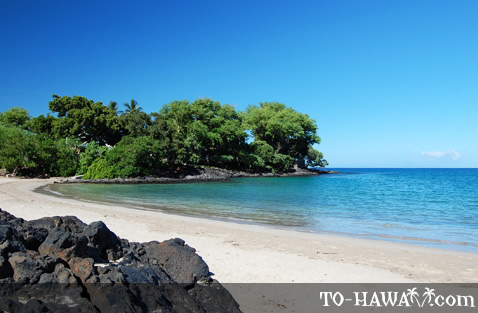 Beach near Mauna Kea Beach Hotel