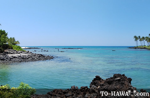View from Waiulua Bay
