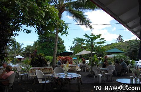 Kalapana Village Cafe