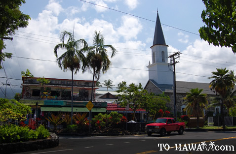 Church in Kailua-Kona