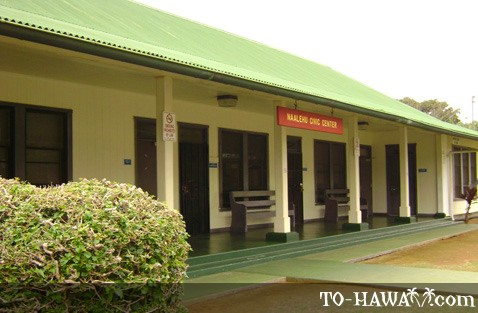 Na'alehu Civic Center