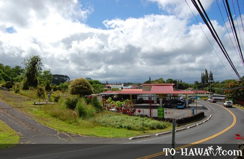 Pahoa Village Road