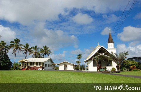 Sacred Heart Church of Pahoa