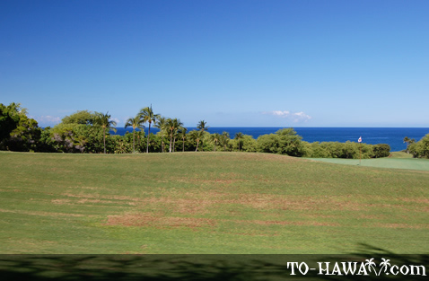 Kohala Coast golf course