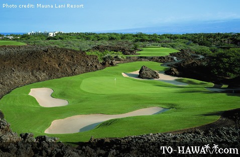 Mauna Lani Resort - North Course