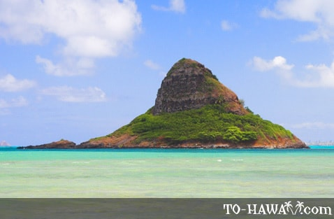 Chinaman's Hat, Oahu