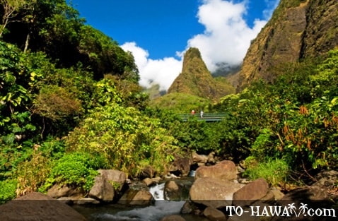 'Iao Valley State Park