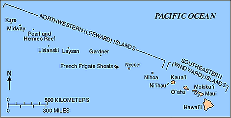 northwestern hawaiian islands