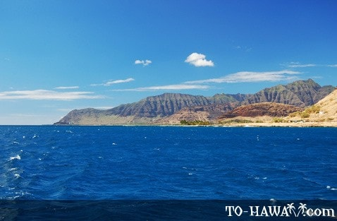 West Coast Oahu