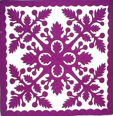 Hawaiian Quilting Quilt Patterns and Designs in the Ancient Hawaii and