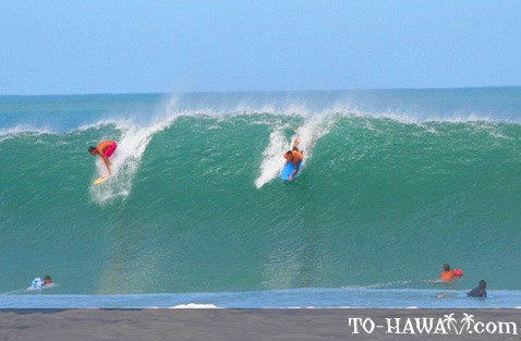 Best Surf On The Big Island