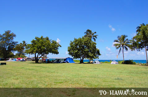 Ha'ena Beach Park