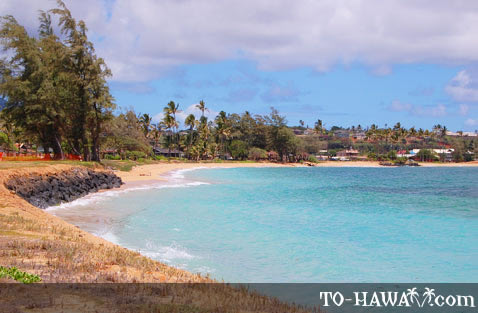 East shore of Kauai