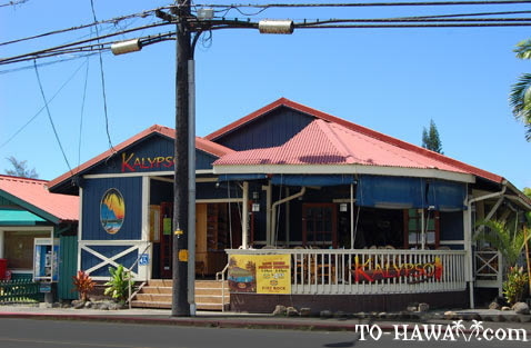 Kalypso Restaurant and Bar