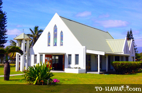 First Hawaiian Church