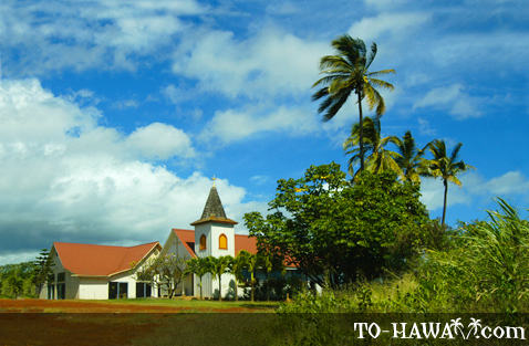 Kaumakani church