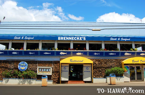 Brennecke's Restaurant