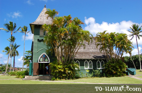 Wai'oli Hui'ia Church