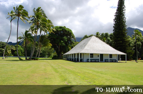 Wai'oli Mission House