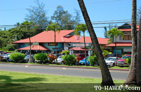 View from Hanalei Center