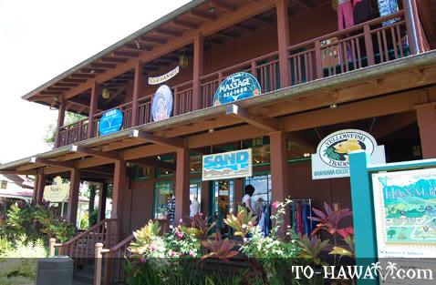 Shopping in Hanalei