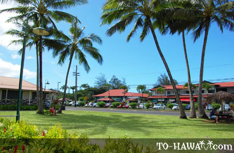 Hanalei Center on Kauai