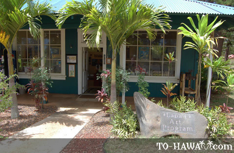 Art programs on Lanai