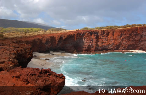 Shark's Bay on Lanai