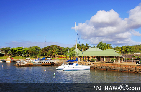 Manele Bay Harbor