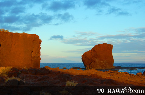 Pu'u Pehe (Sweetheart Rock)