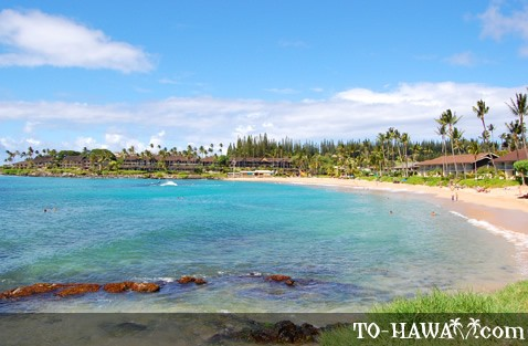 One of Maui's finest beaches