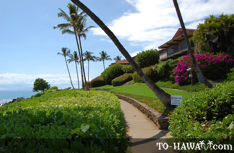 Wailea Beach Path