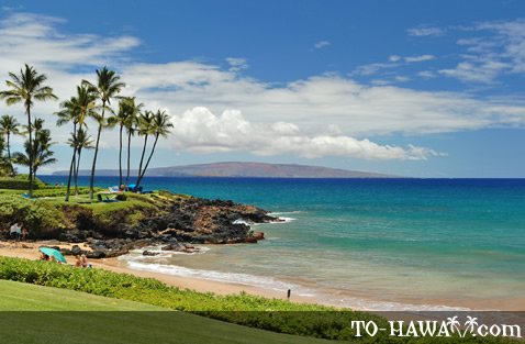 View to Kahoolawe
