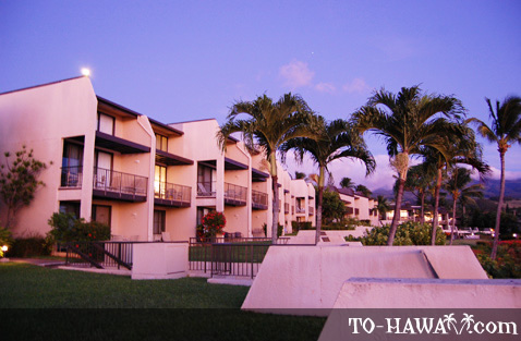 Napili Point oceanfront condos
