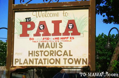 Welcome to Paia