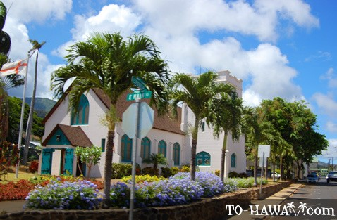 Church in Wailuku