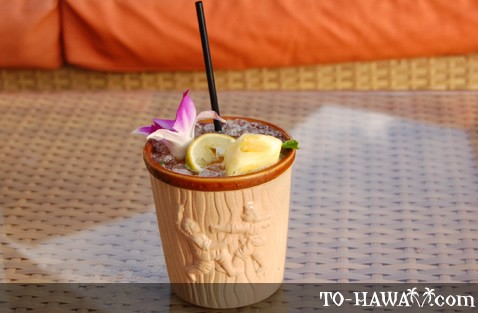 Mai Tai cocktail