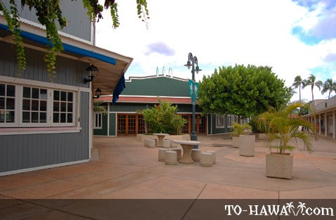 Shops in Lahaina Center