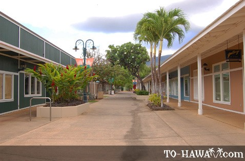 Old Lahaina Center on Maui