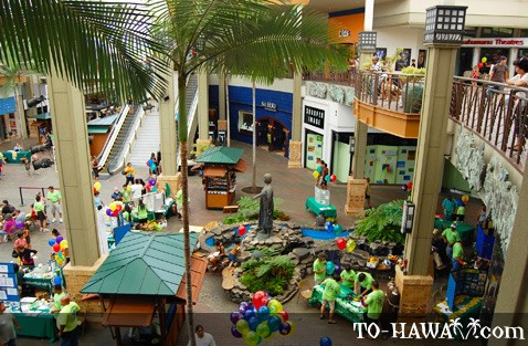 Popular Kahului mall