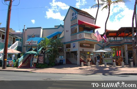 Lahaina Wharf Cinema Center