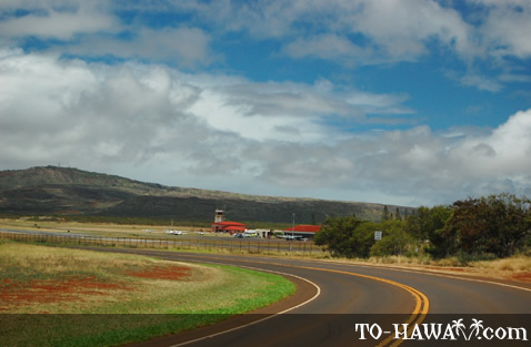 View from Maunaloa Hwy (Route 460)