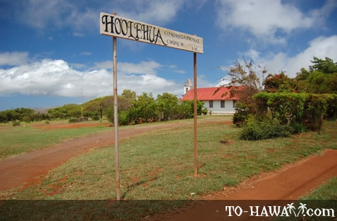 Ho'olehua Congregational Church