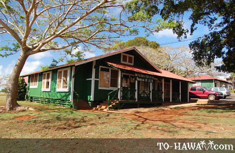 Maunaloa Post Office