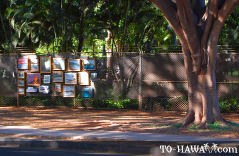 Hawaiian art