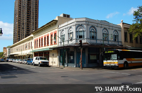 Honolulu Chinatown