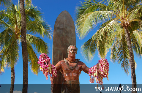 Hawaii's surf legend