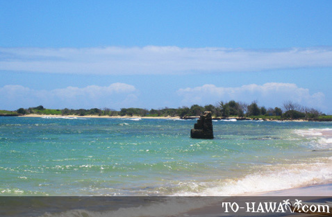 View from Malaekahana Bay