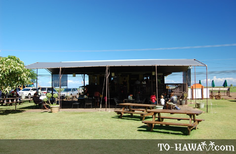 Kahuku Farms Café
